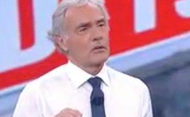 """Giletti a valanga  contro De Luca: """"Vai negli ospedali invece di dire cazz***"""""""