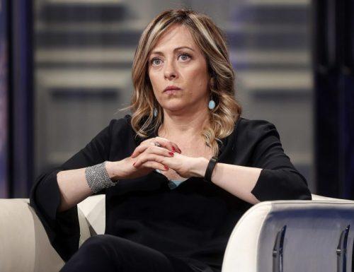 L'affondo di Giorgia Meloni ai compagni: non mi faccio fare gli esami del sangue dalla sinistra