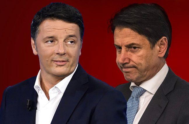 Alla fine trionfa Renzi, Conte cala le braghe e molla la delega ai Servizi Segreti