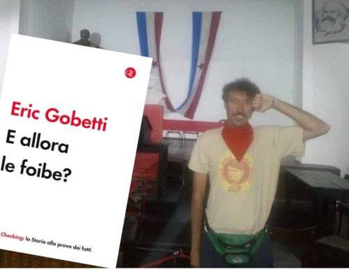 """Foibe, Gaetano Daniele: """"i conigli come la """"manichera"""" Gobetti li riconosci subito: provocano pubblicando un libro e poi scappano: """"ho paura di un'aggressione fascista"""". Ma ci faccia il piacere…. Ma ora mica vuole la scorta?"""