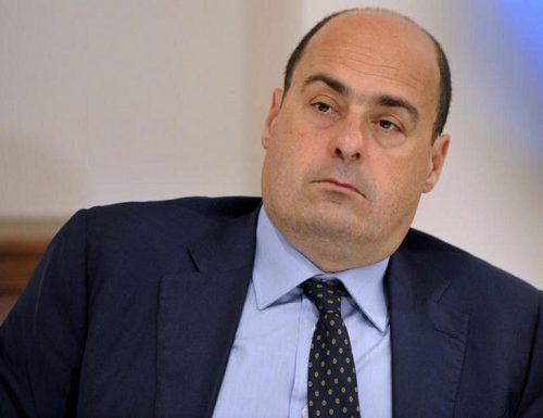 Draghi spiezza in due Zingaretti: si spacca il Pd