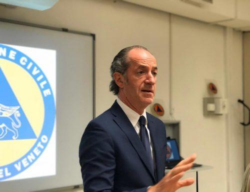 """Il """"diamoci una mossa"""" di Zaia: """"L'Italia deve accelerare e acquistare i vaccini sul mercato. Lo stesso Arcuri ha detto…"""""""