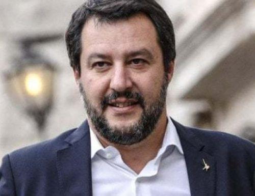 """Matteo Salvini irrompe sulla giustizia italiana: """"Stop alla giustizia-tritacarne. Palamara non era un caso isolato, c'era un sistema di bugie"""""""