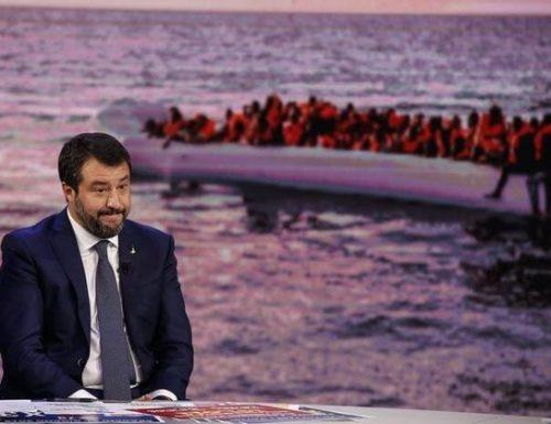 """Open Arms, la Procura di Palermo contro Salvini, e cita Conte: """"Ha agito da solo"""""""