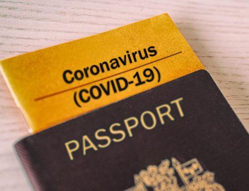 Per incentivare  il turismo, dal 15 giugno sarà disponibile il passaporto vaccinale Ue