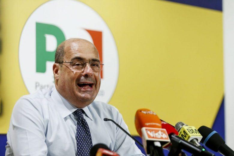"""Zingaretti sloggia da segretario Pd. Un saluto al vetriolo: """"Basta guerriglia. Mi vergogno dei dem"""""""