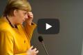 """La Merkel fa il mea culpa e cancella il lockdown a Pasqua: """"Ho sbagliato"""" (Video)"""