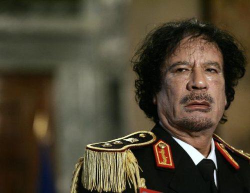 Italia, mare nostrum? I successi e gli insuccessi. L'ombra della Turchia… La morte di Gheddafi