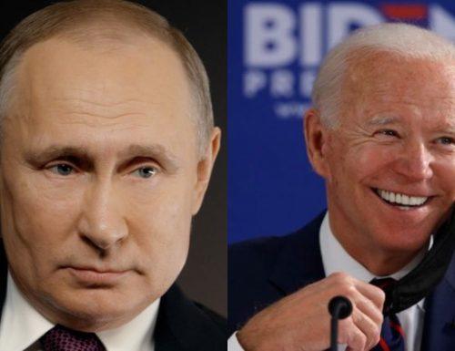 """Putin """"palle d'acciaio"""" sfida Biden: """"Facciamo un confronto in diretta mondiale, così capiamo chi è l'assassino"""". E mo?"""