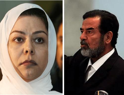 """Quando nel 2003 """"Corvo"""" incontrò Raghad Hussein, figlia maggiore di Saddam. Oggi torna a parlare.."""