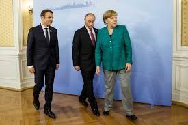 La figura di Draghi non cambia le cose all'estero: vertice sullo Sputnik tra Putin, Macron e Merkel…