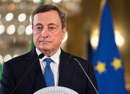 """Draghi distrugge   Conte: """"A un anno dal Covid siamo al punto di partenza"""". Ma non basta dirlo, ora ci vogliono i fatti"""