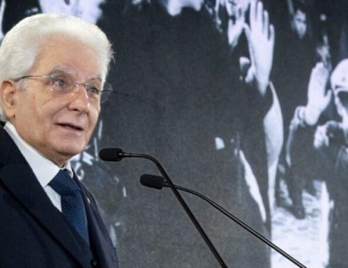 """Il ricordo di Mattarella alle vittime della mafia: """"Basta reticenza"""""""