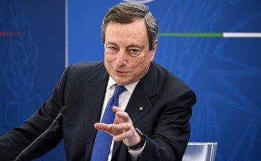 """Abisso Draghi: """"Non sappiamo quanto durerà la pandemia o quando ci colpirà la prossima"""". Siamo in balia delle onde….."""
