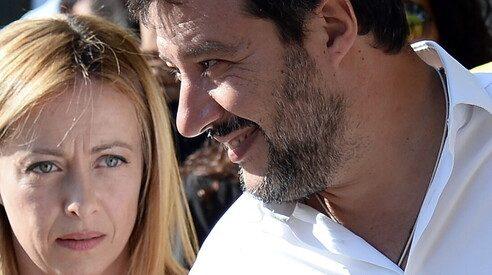 """Copasir, Giorgia Meloni a Salvini: """"se vuoi la presidenza devi lasciare il governo"""""""