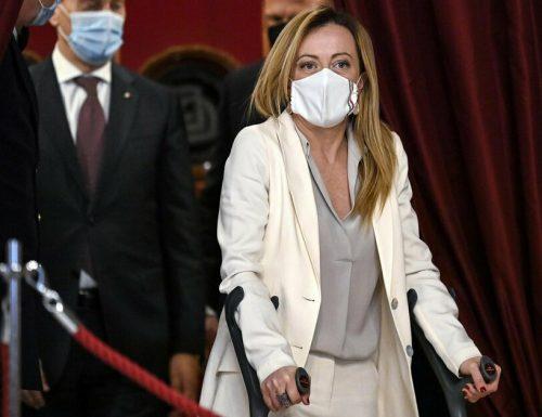 """Ecologia conservatrice, Giorgia Meloni: """"È amore per la propria terra, non ideologia di sinistra"""""""