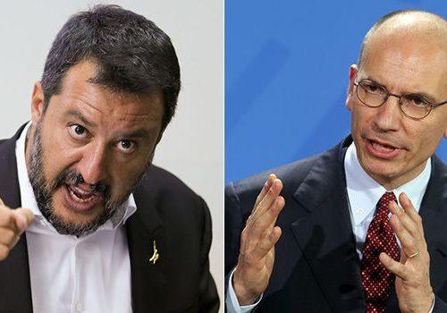 """Maggioranza litigiosa, Conte e Letta attaccano Salvini e seminano zizzania. La replica: """"Sanno solo insultare e minacciare"""". Ca***, lo sapevi…"""