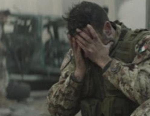 """L'ultimo saluto di Capitan Nessuno a F. G, il militare volontario dell'Esercito che decise di farla finita, suicidandosi: """"non ti dimenticare di me e degli altri perché noi non lo faremo mai! Ciao amico mio"""""""