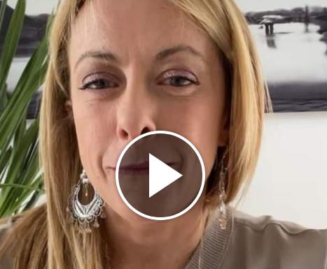"""Giorgia Meloni sloggia Speranza: """"Contro di lui 50mila firme in 24 ore, ormai lo difende solo Lerner"""" (Video)"""