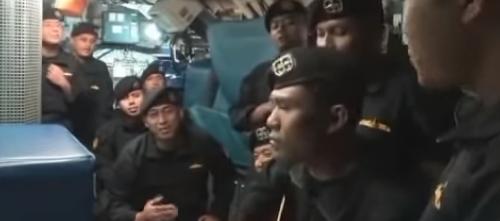 """""""Addio"""": i 53 marinai prima di morire cantavano """"Sampai Jumpa"""""""