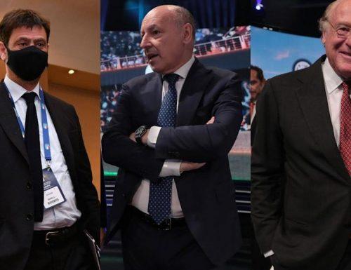 Una nota stonata piomba sul calcio: nasce la Superlega europea riservata solo a 12 big. Le altre? Scartine. Ecco le prescelte