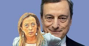 """Giorgia Meloni si preoccupa e tira in causa Draghi: """"Rischiamo l'ecatombe, la crisi sociale può essere più grave di quella sanitaria"""""""