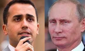 La risposta della Russia all'Italia dopo il caso Biot: espulso diplomatico italiano, ma Di Maio sbadiglia…