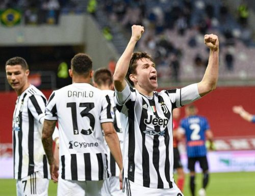La Juventus vince la Coppa Italia