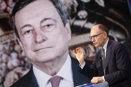 Letta le sbaglia tutte, Draghi lo stoppa sulla patrimoniale: non se ne parla. Meloni approva: bene così