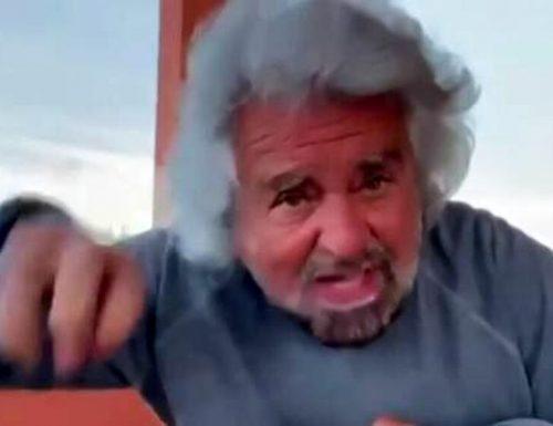 Il video boomerang di Grillo sul figlio Ciro: diventa il leader meno gradito: la sua popolarità ai gradi di Bolzano 6%