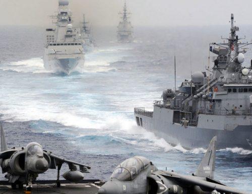 """L'ultima """"SCHIFEZZA"""" sul blocco navale: I militari no, le Ong sì"""