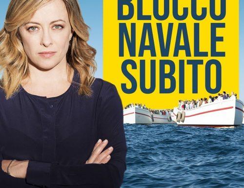 Lampedusa, gli sbarchi non si contano. Giorgia Meloni vuole il blocco navale contro scafisti e Ong