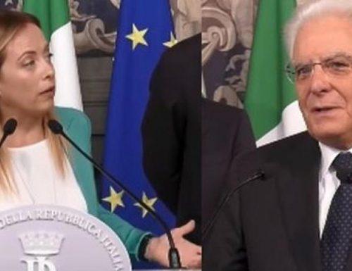 Servizi Segreti, Giorgia Meloni si rivolge al Capo dello Stato: violata la democrazia, utilizzi la sua moral suasion