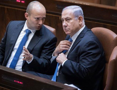 """[Boom] Israele: Bennet si piega  a Netanyahu """"il Mago"""". Siamo alle battute finali di una guerra al capolinea"""