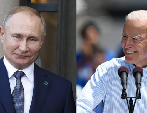 […] Putin mette spalle a muro Biden: salto del canguro al Summit