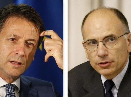 Conte e Letta vogliono vincere facile e puntano dove sperano di vincere, ma nessuno dei due vuole candidarsi a Roma