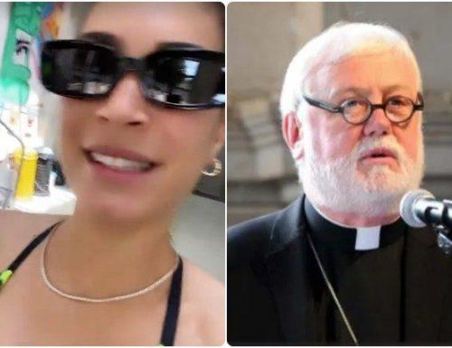 Rieccoci, ora spunta pure Elodie, appoggia il Ddl Zan e si scaglia contro il Vaticano: ringrazio i miei di non avermi battezzata