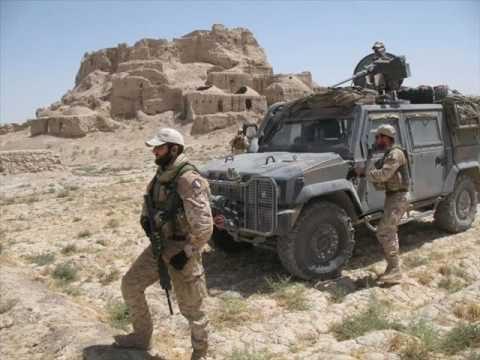 Afghanistan 2004, Capitan Nessuno, Corvo e la mina anti uomo.. (Fu un miracolo)