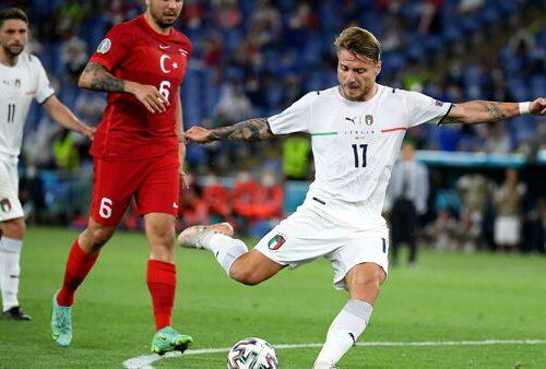 L'Italia distrugge la Turchia rispedendola nella Mezzaluna: 3-0