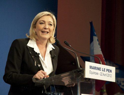 La Le Pen ad un passo dalla  vittoria: la marcia al sud della Francia manda in panico Macron