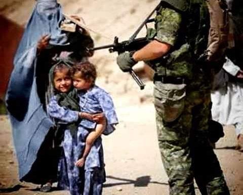 Afghanistan, Capitan Nessuno e la donna col Burka….