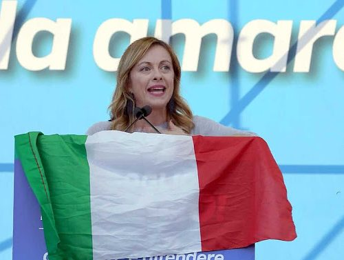Sondaggi, FdI scavalca il Pd: a confermarlo sia Mentana che Vespa: per Giorgia Meloni è un successone