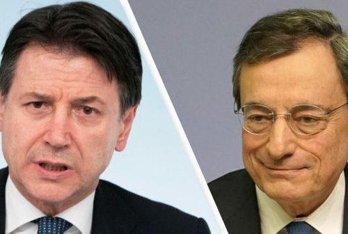Giustizia, Conte prova a far mangiare la foglia a Draghi, ma Draghi non ci casca
