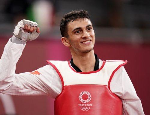 Tokyo 2020, Vito Dell'Aquila conquista il primo oro nel taekwondo: lo dedico a mio nonno