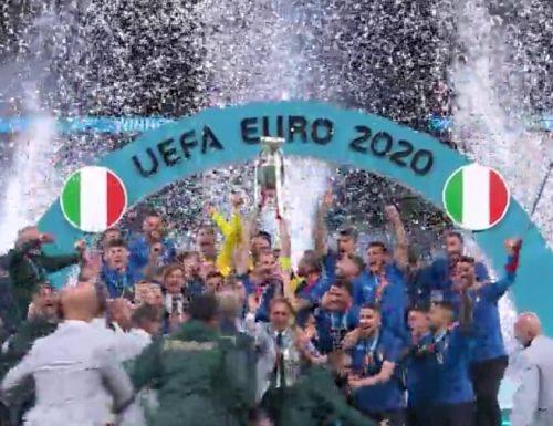 Europei 2020, l'Italia sbrana l'Inghilterra ed è Campione d'Europa