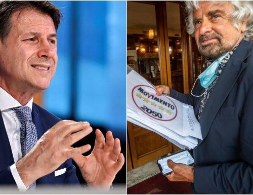 Farsa M5S. Il duo Giuseppi Grillo come Pappa e Ciccia. Si alla mediazione ma i contiani temono di essere trombati