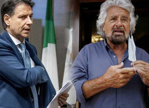 Conte e Grillo commedia finita: trovata l'intesa dopo gli stracci