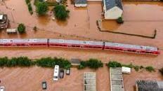 Catastrofe in Germania e in Belgio: nuova frana, sale il numero delle vittime e dei dispersi