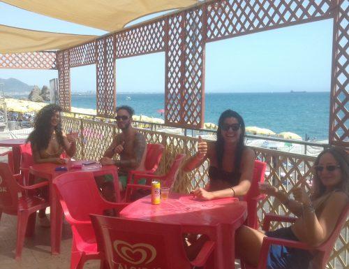 Vietri sul Mare, Bar d'a Giò, servizio in spiaggia, relax e tanto divertimento…