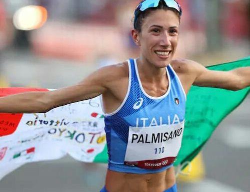 Tokyo 2020,  Antonella Palmisano conquista l'oro nella marcia 20 km
